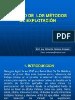 2. Estudio de Los Métodos de Explotacion-1