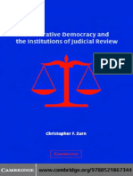 Christopher F. Zurn-Deliberative Democracy and the Institutions of Judicial Review (2007)