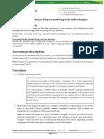BSBMKG417 Assessment Task-2