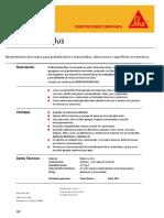 Recubrimiento Decorativo Liso Texturizado Sika Estuka Plus