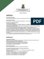 Lista de Exercícios Fundamentos de Economia 2018_1