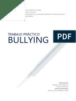 Bullying - Trabajo practico escolar