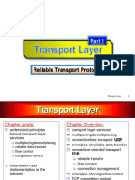 Lecture 2012 7 Transport Layer Part 1