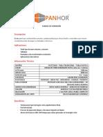 Ficha-Panel-Panhor®