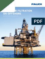 FAUDI Seawater Filtration