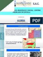 Monitoreo Físico, Biológico y Social ISIVILLA