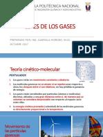 Clase 3. Leyes de Los Gases