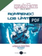 Eorzea Fate - DLC #01 - Rompiendo Los Límites