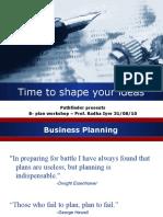 Short b Plan Writing Discussion Pathfinder Activity1 2010