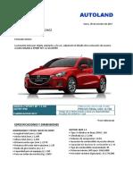 Mazda 2 Sport Mt 1.5 Gs Entry
