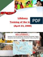 Presentation TOT - LBS 2008