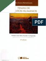 Temas de Direitos Humanos - Sumário