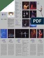 2018 Programa Festival Danza Oviedo