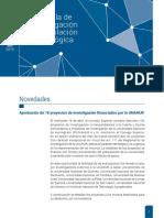 Abril 2018- Gacetilla de Investigación y Vinculación Tecnológica #12