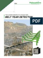 Belt Tear Detector.20160126