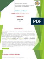 Diapositiva Auditoria Tributaria Sem.2018-I 10-4