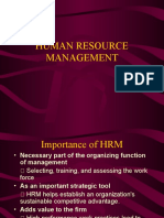 importance of hrm ppt