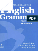 Azar B.S., Hagen S.a. - Understanding and Using English Grammar. Workbook - 2009
