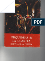 Las Orquideas de La Clarita - Bertha Hernandez de Ospina