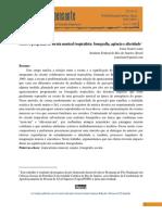 Sobre o Programa de Escuta Tropicalista - Fonografia, Agência e Alteridade - por Jonas Lana