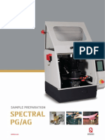 Spectral PG - AG