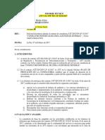 Informe Técnico Victor