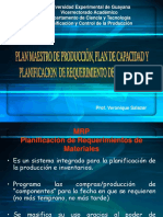 MRP Exposicion