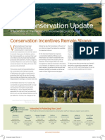 Land Conservation Update 2018