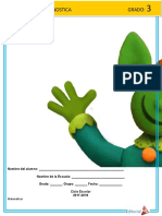 Evaluacion Diagnostica Tercer Grado