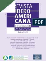 Revista Iberoamericana de educación de educaçao Vol. 76 Núm. 1 (2018)