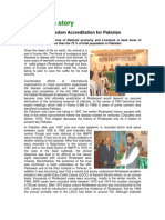 Success Story-Rinderpest Freedom Accreditation for Pakistan