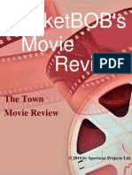 The Town with Ben Affleck Movie Review