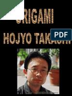 Hojyo Takashi - Complejidad Origami Contemporáneo