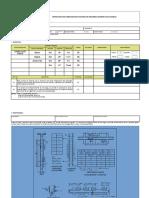 04 Protocolo Habilitado de Acero de Refuerzo Zapata Caliz 2