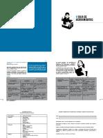 Guía Metodológica. Caja de Herramientas. 33-55
