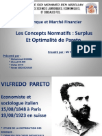 Concepts normatif surplus et optimalité de Pareto.pptx
