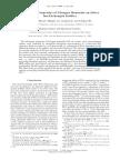 Adsorption Properties of Nitrogen Monoxide on Silver