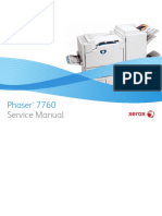 Phaser 7760 Service Manual 0112 2010