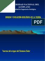 1. Origen y Evolucion de La Tierra[1]