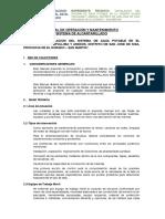 02 Manual Operacion y Mantenimiento Alcantarillado Viveres