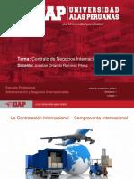 Semana 2 - 2018-1 - La Contratación Internacional-Compraventa Internacional