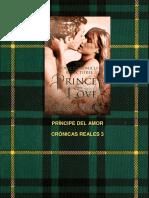 Donna Grant - Cronicas Reales 03 - Principe Del Amor