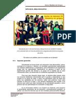 14 Dinámicas de Grupo en El Área Educativa