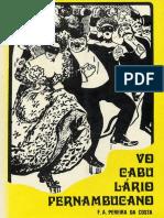 Vocabulário Pernambucano (1976)