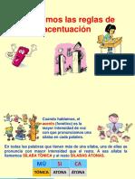 PPT Reglas de Acentuación Sem 7