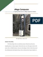 CAS 138 Issue Brief