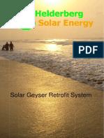 Helderberg Solar Energy Retrofit Info