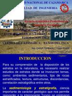 Sedimentologia y Estratigrafia Fomación IncaConeingemmet
