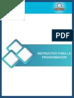 Ept-Instructivo Para La Programación