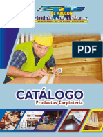 Catalogo Carpinteria